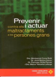 Libro Prevenir y actuar